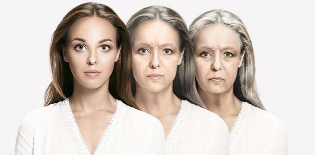 女人衰老的表现,如何预防衰老,女人衰老年龄