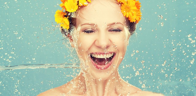 夏季护肤,夏季护肤小常识,夏季护肤步骤