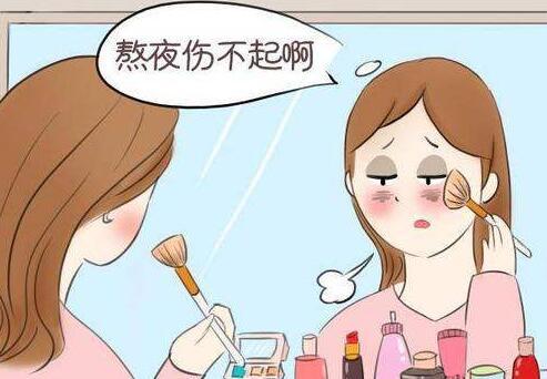 李氏明心告诉你:哪些生活习惯会导致脸上长痘-李氏明心